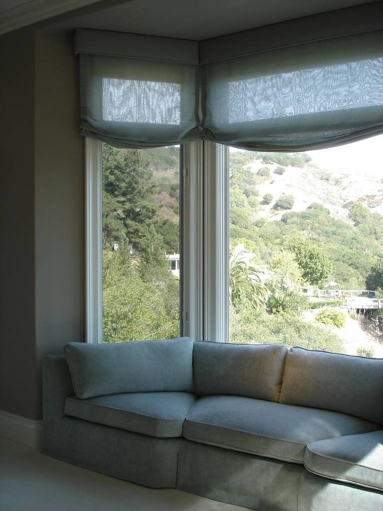 Bay Window Sofa Reupholstered And New Custom Sofas,section… | Flickr With Sofas For Bay Window (View 5 of 15)