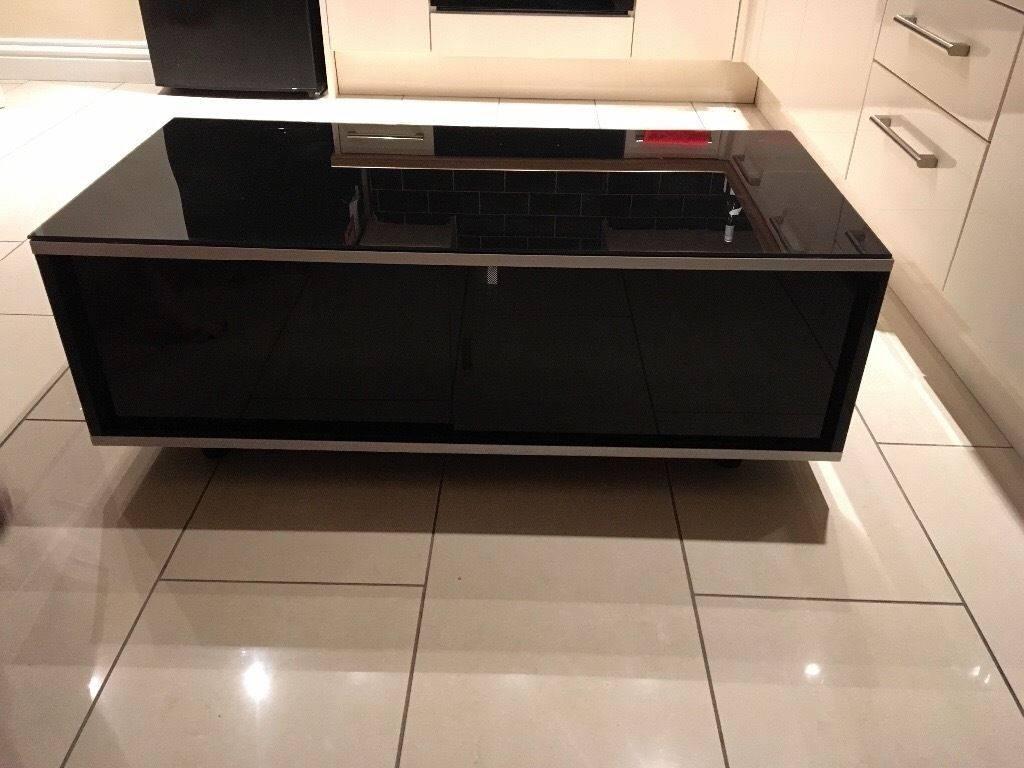 Beam Thru Tv Cabinet | Bar Cabinet In Beam Thru Tv Cabinet (Photo 8 Of
