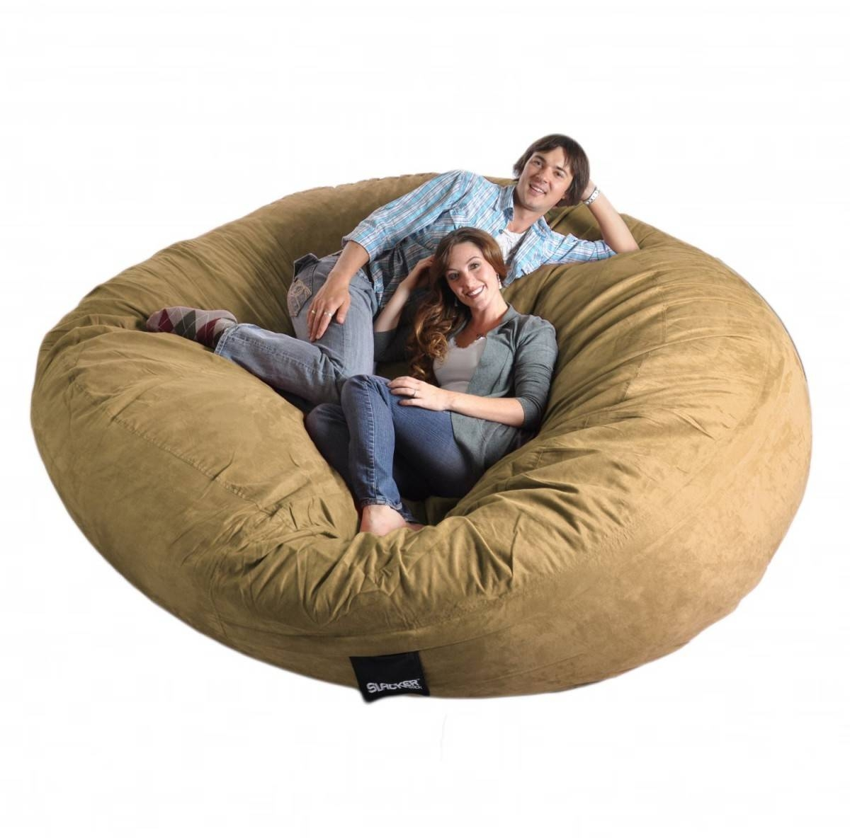 Bean Bag Chairs For Adults Extra Large : Furniture Decor Trend pertaining to Giant Bean Bag Chairs (Image 1 of 15)