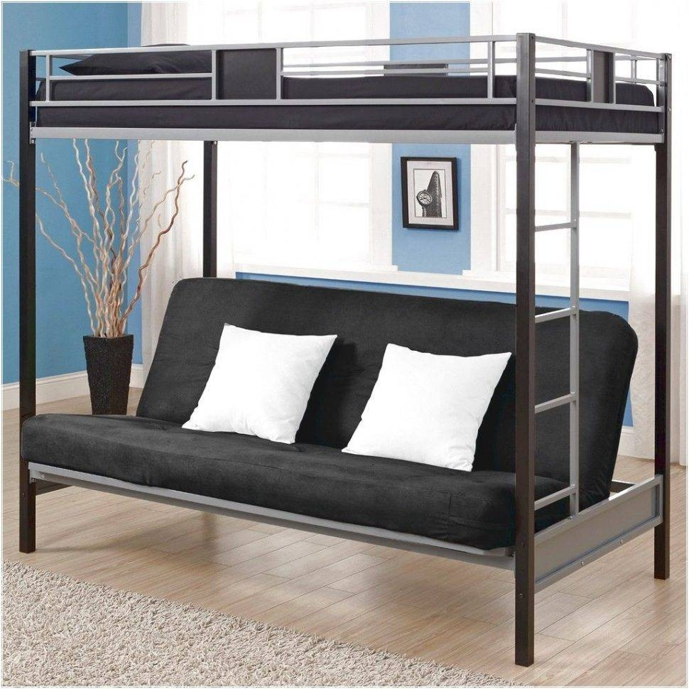 Bed Ideas : Best Bunk Beds With Sofa Underneath In Blow Up Sofa Throughout Bunk Bed With Sofas Underneath (View 14 of 15)