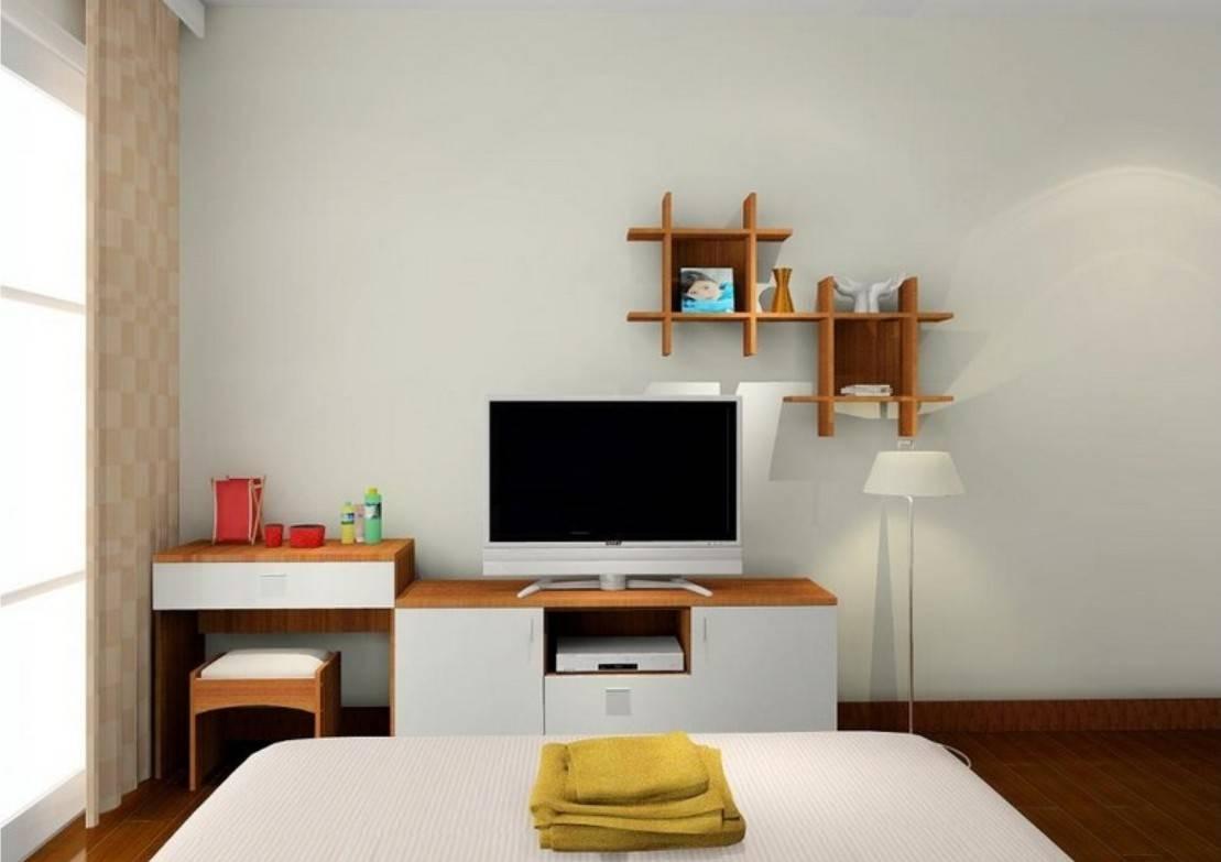 Bedroom Furniture Sets : Tv Wall Mount Cabinet Floating Unit Inside Bedroom Tv Shelves (View 14 of 15)