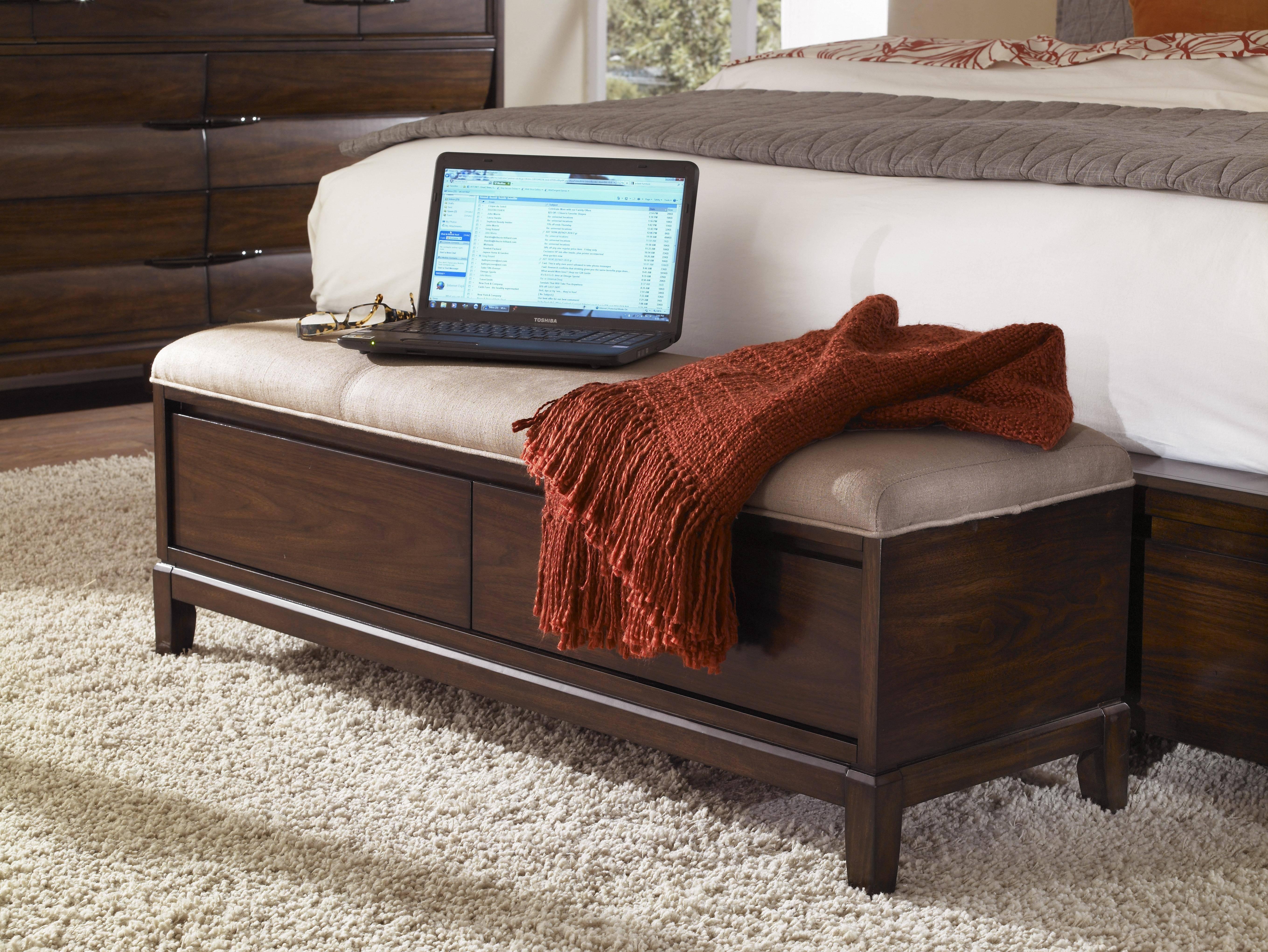 Bedroom : Macys Bedroom Furniture End Of Bed Storage Bedroom in Bedroom Bench Sofas (Image 5 of 15)