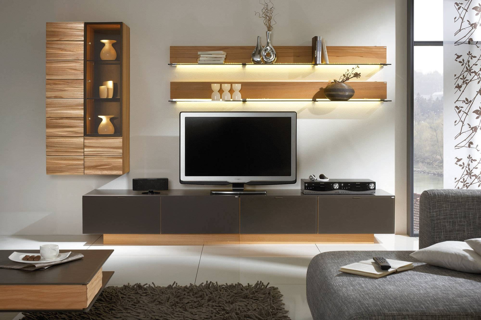 Bedroom : Tv Stand Designs For Living Room Led Tv Unit Tv Stand with regard to Bedroom Tv Shelves (Image 3 of 15)