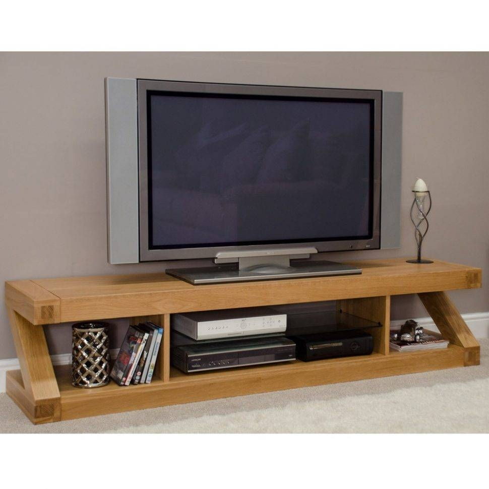 Tv Stand Designs Wooden : Best ideas of wooden tv stands for inch flat screen