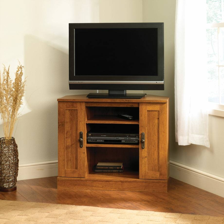 Bedrooms : Entertainment Stand Cheap Tv Stands Tv Console Black Tv for Triangular Tv Stands (Image 3 of 15)