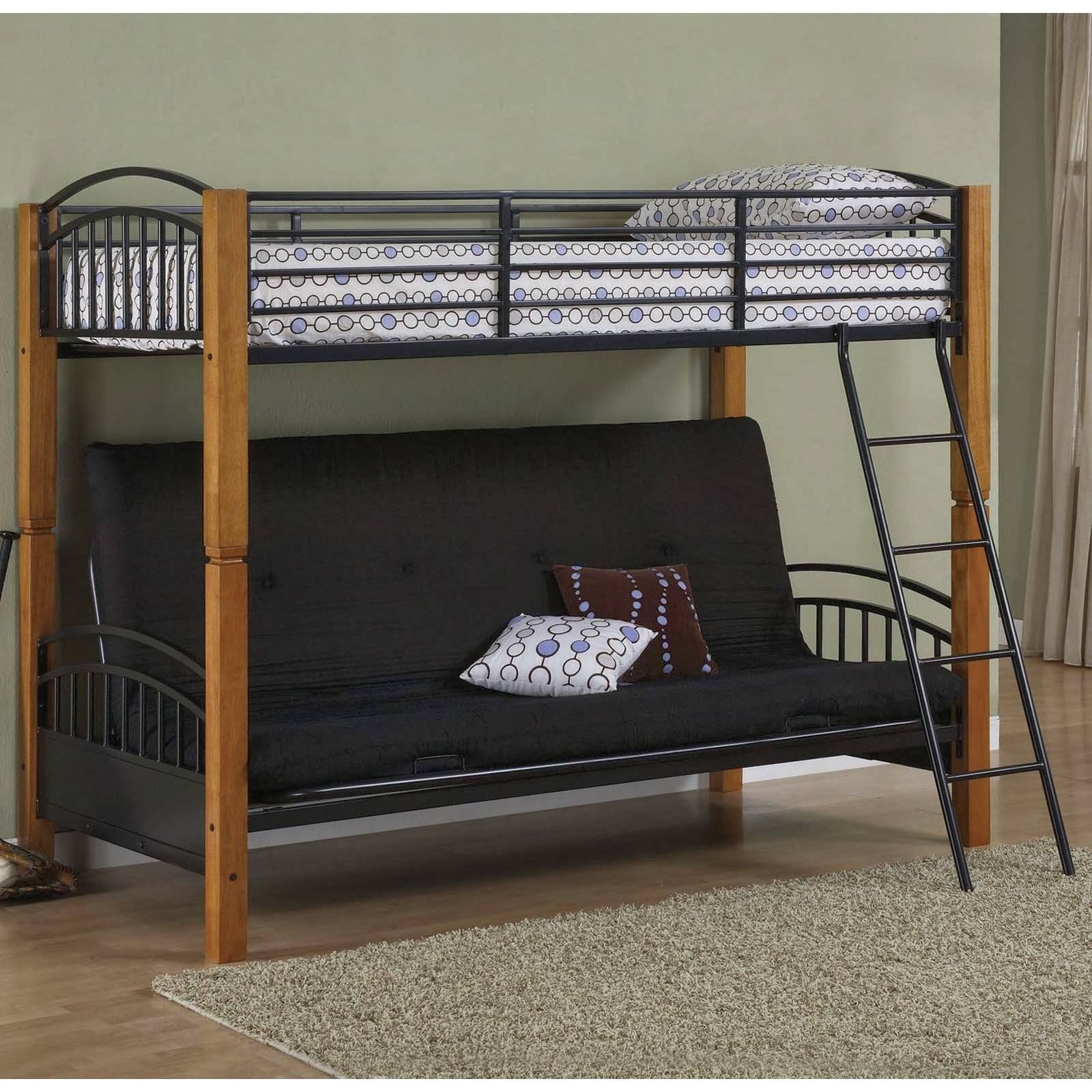 Beds With Sofa Underneath | Centerfieldbar in Bunk Bed With Sofas Underneath (Image 5 of 15)