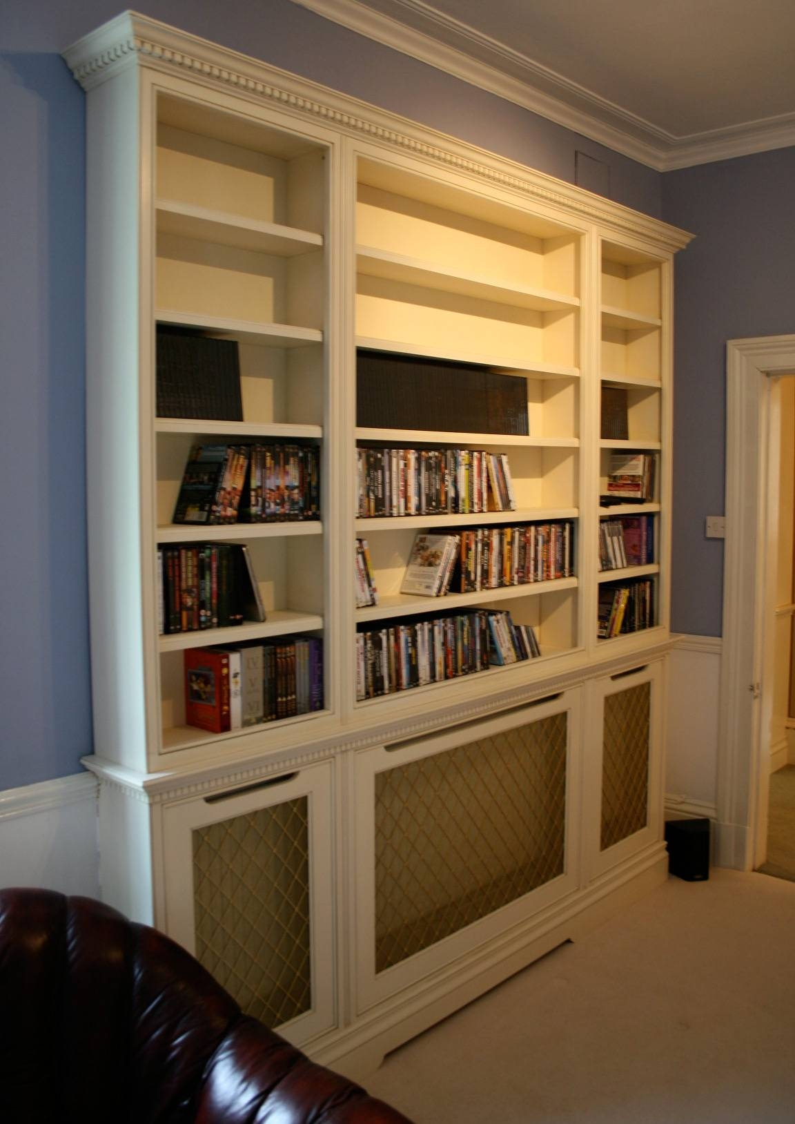 Bespoke Cabinetry – Bookcases – Desks – Cabinet Makers In Bespoke Tv Cabinets (View 10 of 15)