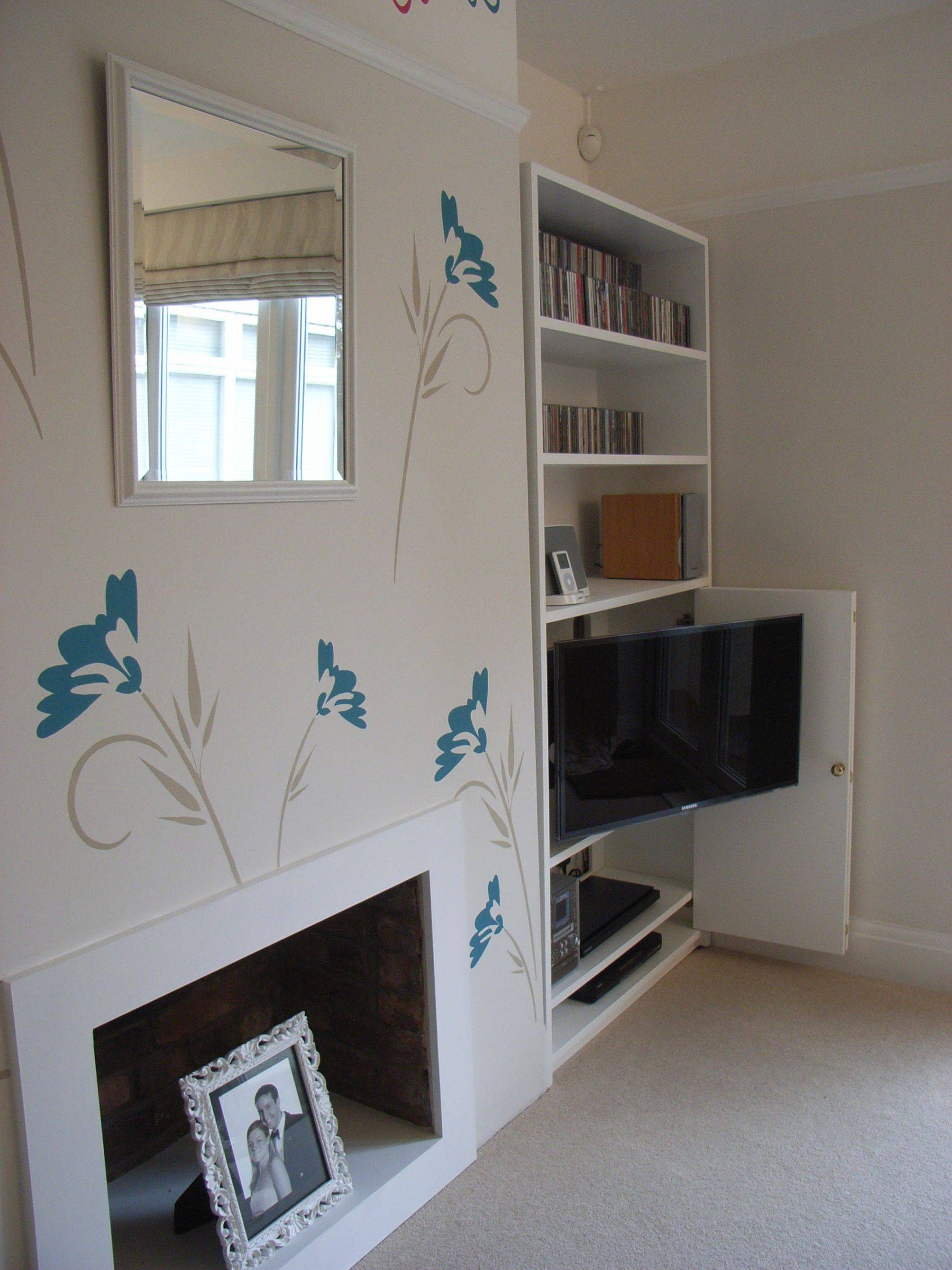 Bespoke Tv And Hifi Cabinets Throughout Bespoke Tv Cabinets (View 15 of 15)