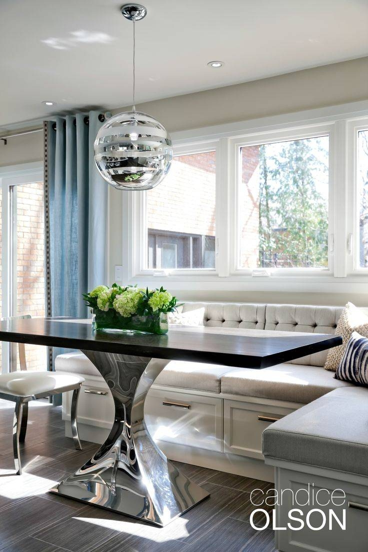 Best 25+ Banquette Seating Ideas On Pinterest | Kitchen Banquette intended for Banquette Sofas (Image 7 of 15)