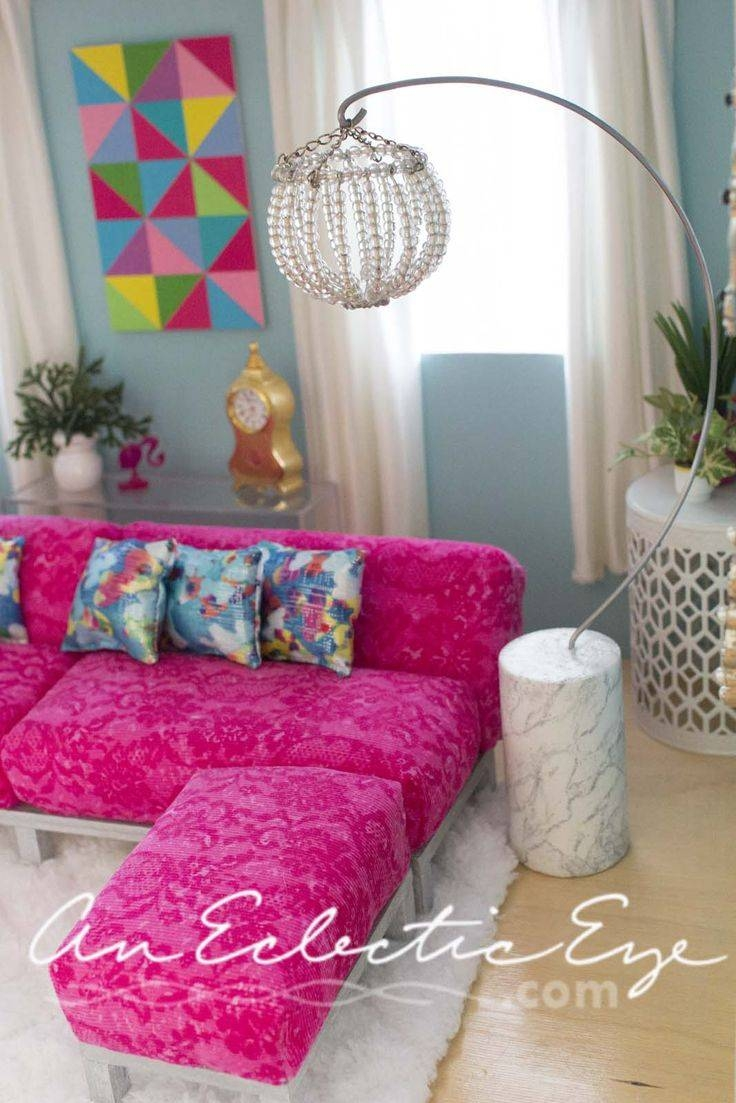 Best 25+ Barbie Furniture Ideas On Pinterest | Barbie Stuff, Diy with regard to Barbie Sofas (Image 6 of 15)
