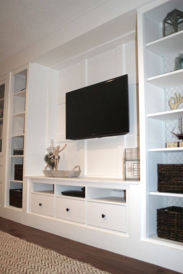 Best 25+ Basement Built Ins Ideas On Pinterest | Built In Cabinets Pertaining To Open Shelf Tv Stands (View 5 of 15)