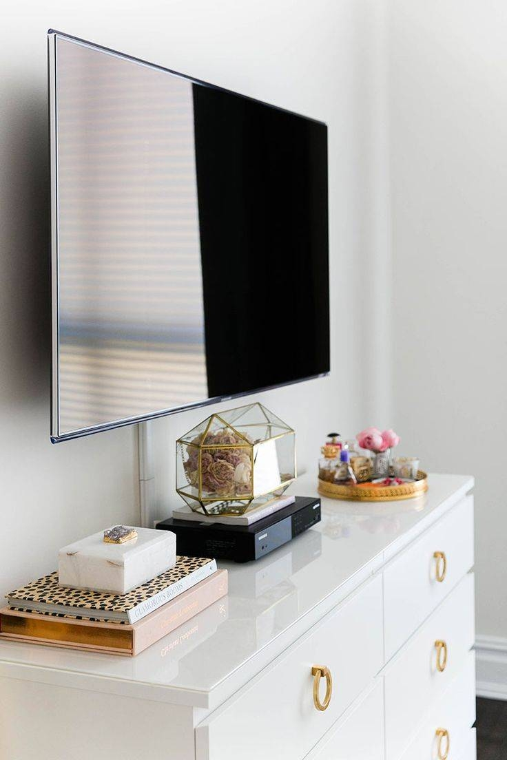 Best 25+ Bedroom Tv Ideas On Pinterest | Apartment Bedroom Decor pertaining to Bedroom Tv Shelves (Image 10 of 15)