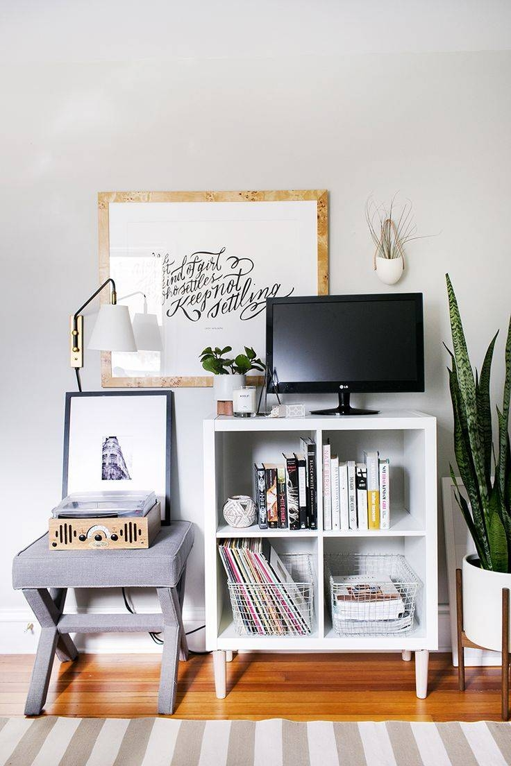 Best 25+ Media Stands Ideas On Pinterest | Dresser Tv Stand, Tv Intended For Bookshelf And Tv Stands (View 15 of 15)