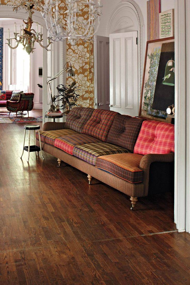 Best 25+ Plaid Sofa Ideas On Pinterest   Plaid Couch, Sofa And in Blue Plaid Sofas (Image 1 of 15)