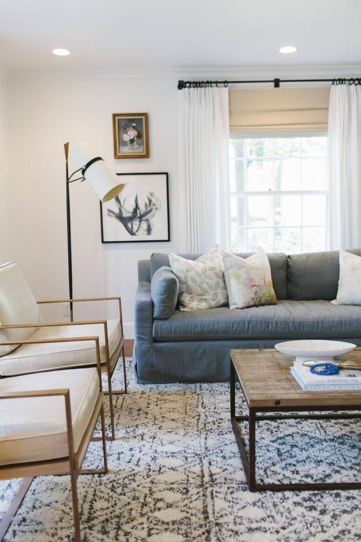 Best 25+ Small Grey Sofa Ideas On Pinterest with Living Room With Grey Sofas (Image 5 of 15)