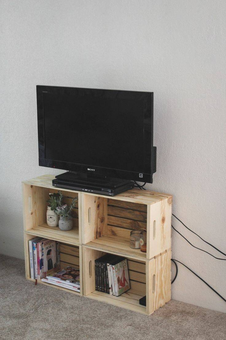 Best 25+ Small Tv Stand Ideas On Pinterest | Rustic Tv Stands with Telly Tv Stands (Image 5 of 15)