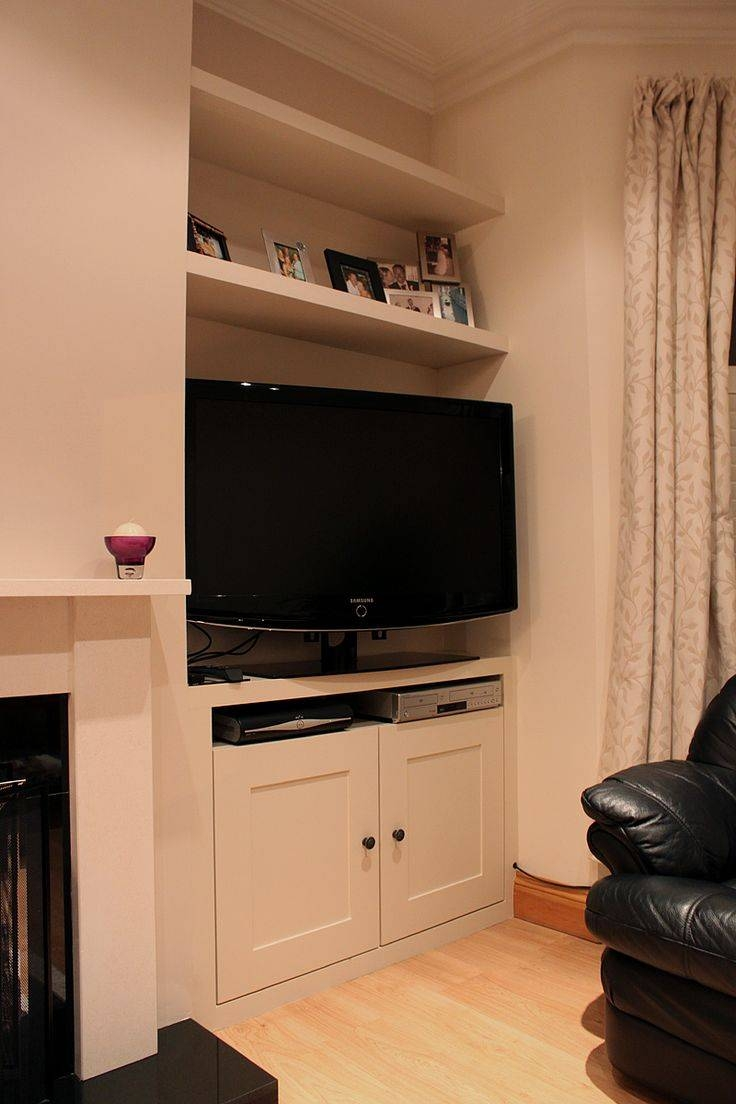 Best 25+ Small Tv Unit Ideas On Pinterest   Wall Mounted Tv Unit Inside Funky Tv Cabinets (View 13 of 15)