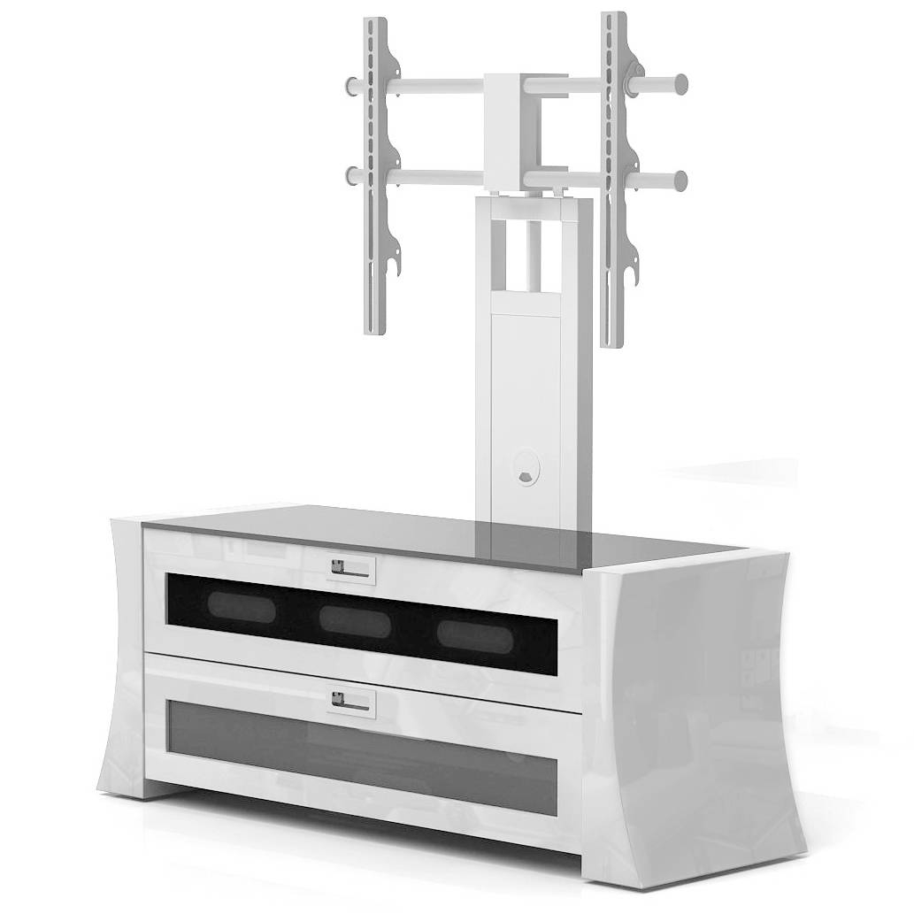 Best Small White Tv Cabinet 54 For Your House Interiors With Small Inside Small White Tv Stands (View 6 of 15)