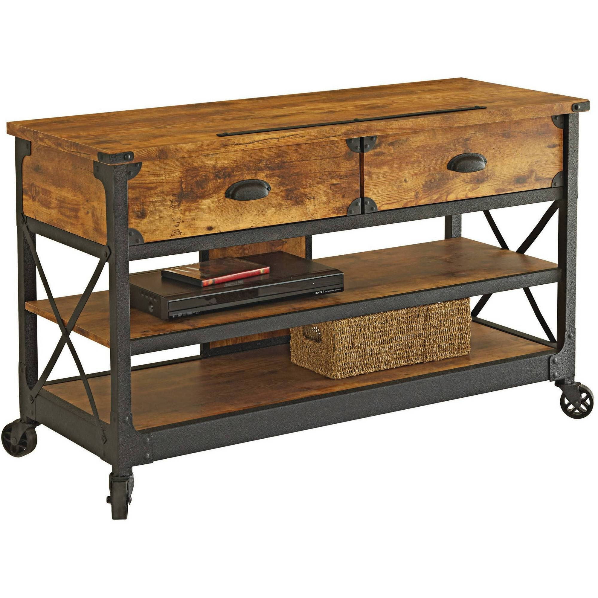 Top 15 Of Rustic Tv Stands For Sale
