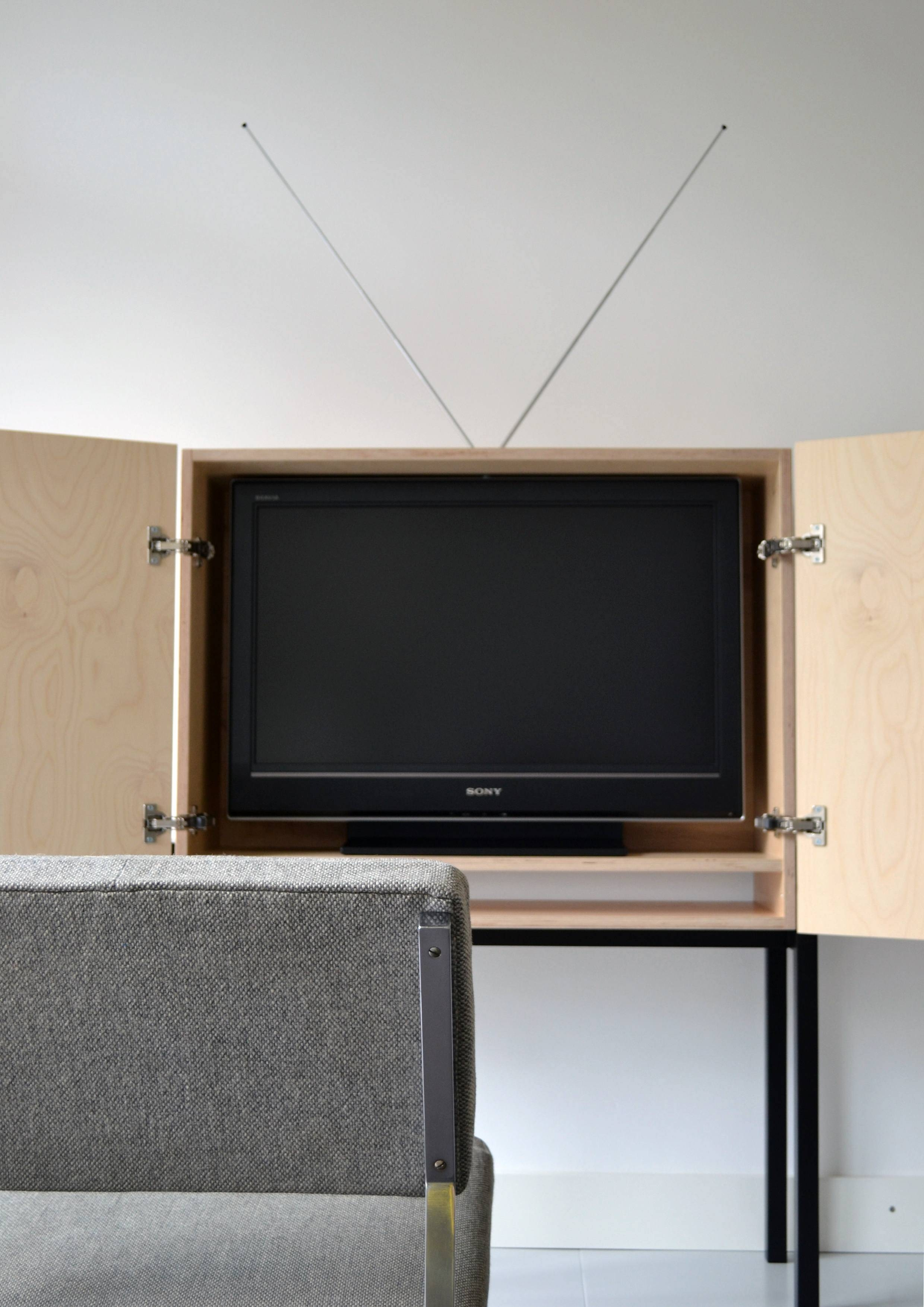 Birch Multiplex Tv Cabinet – Crowdyhouse Intended For Scandinavian Design Tv Cabinets (View 4 of 15)