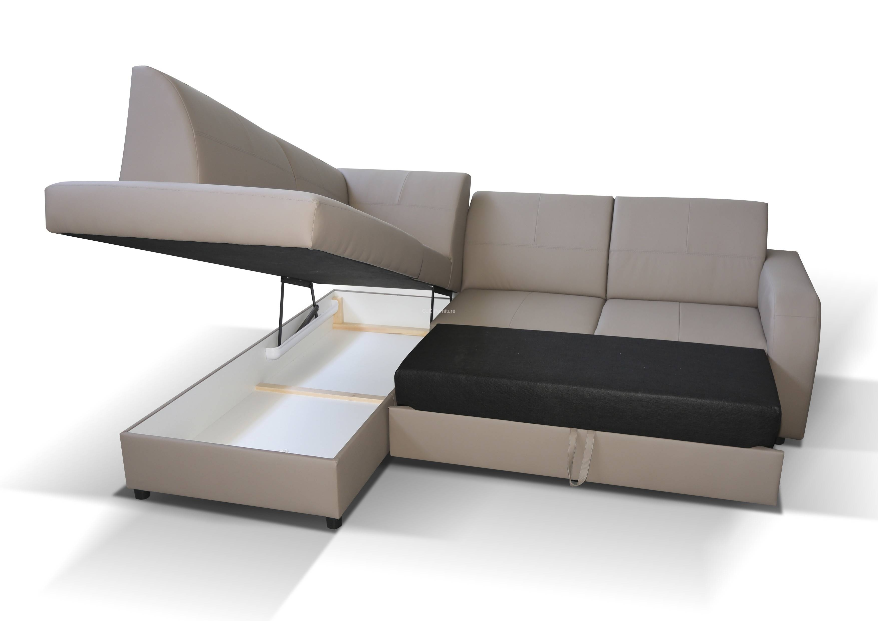 Birmingham Furniture - Cjcfurniture.co.uk Corner Sofa Beds inside Corner Sofa Beds (Image 2 of 15)