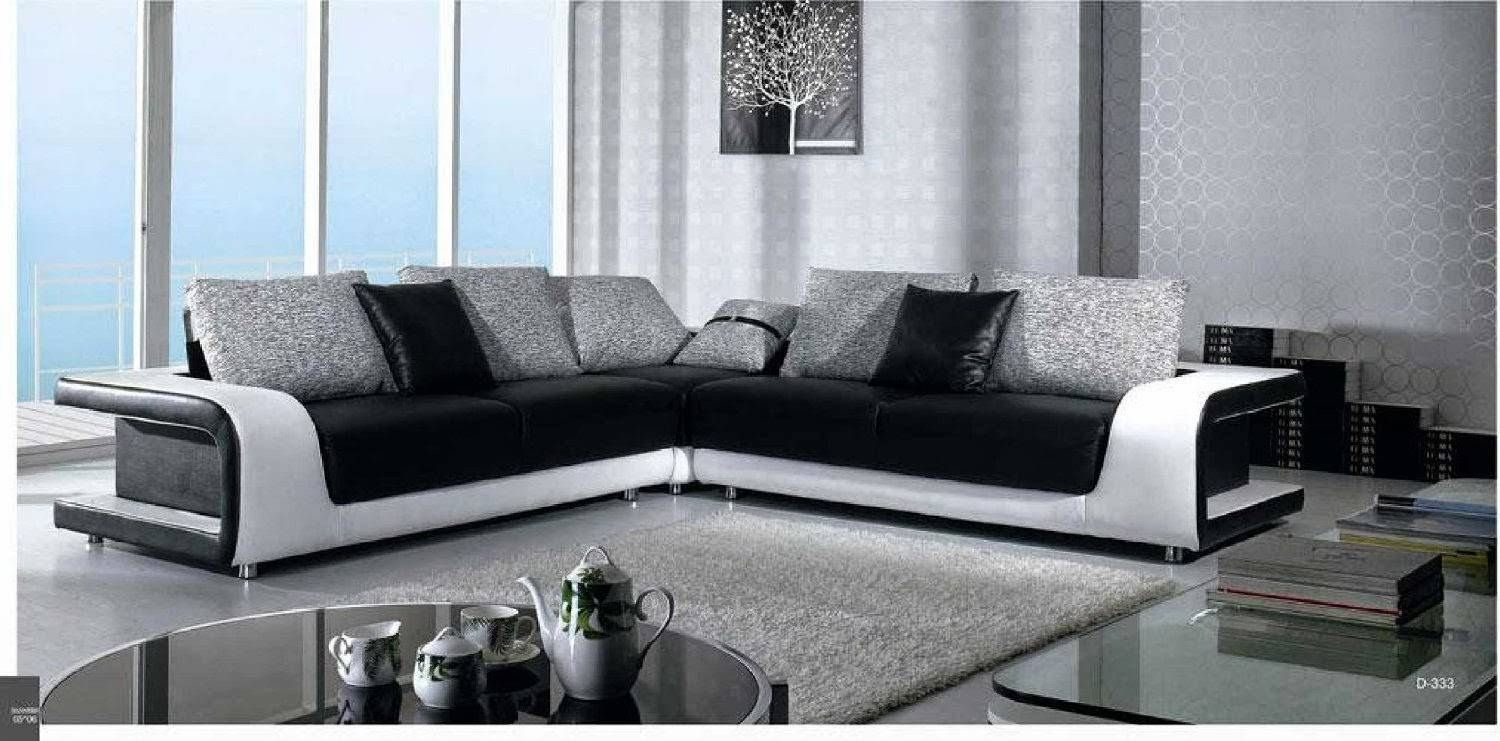 Featured Photo of Sofas Black And White Colors