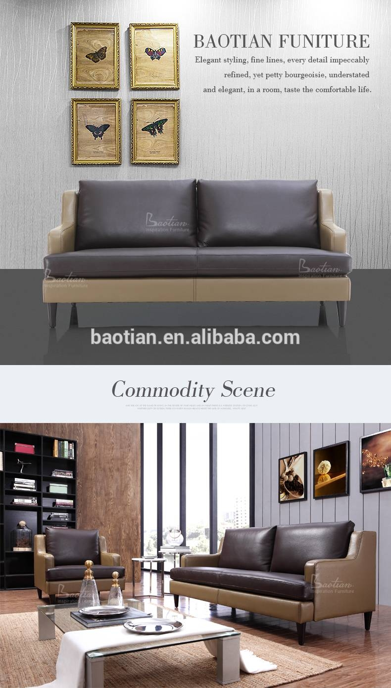 Blair Leather Sofa – Thesofa In Cool Home Design | Wuoizz pertaining to Blair Leather Sofas (Image 7 of 15)