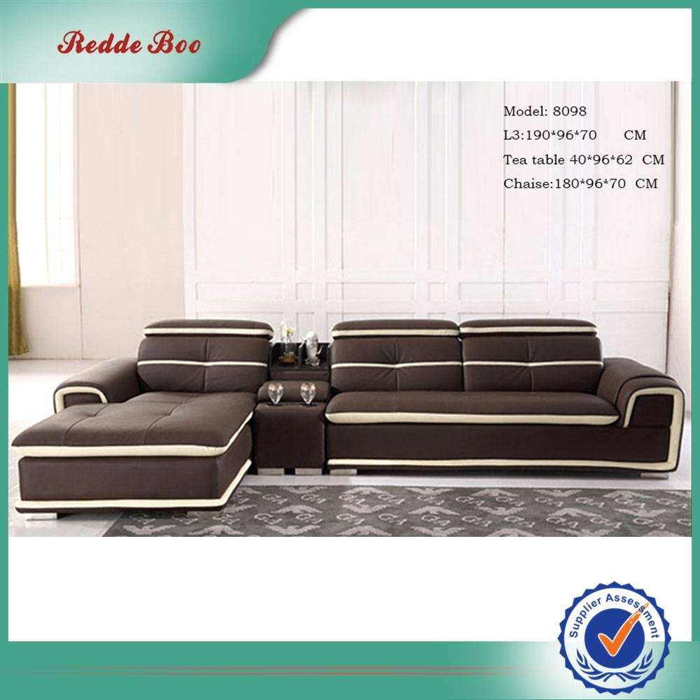 Blair Leather Sofa – Thesofa In Cool Home Design | Wuoizz pertaining to Blair Leather Sofas (Image 6 of 15)
