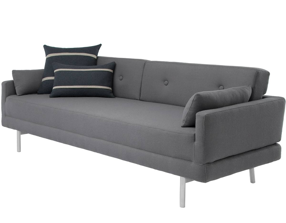 Blu Dot One Night Stand Sleeper Sofa - Ansugallery for Blu Dot Sleeper Sofas (Image 2 of 15)