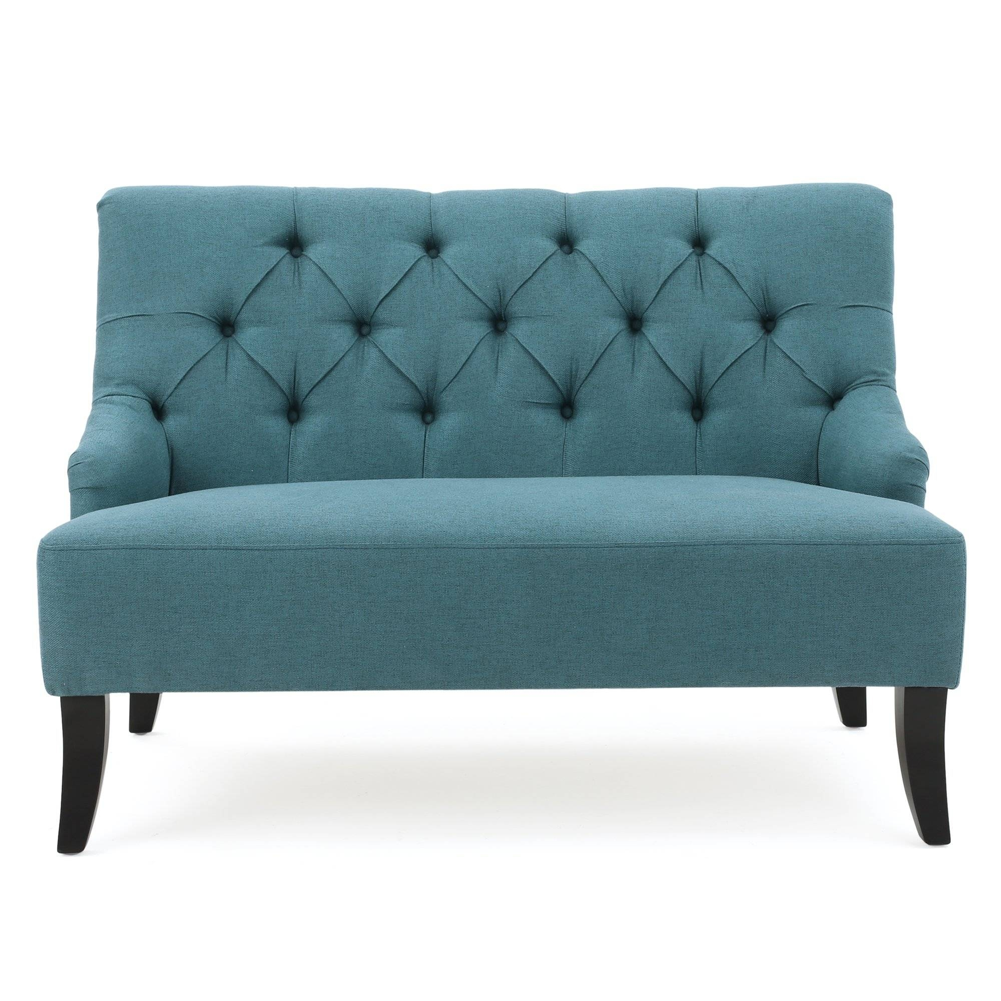 Blue Denim Sofa Couch - Best Sofa Decoration And Craft 2017 with regard to Blue Denim Sofas (Image 2 of 15)