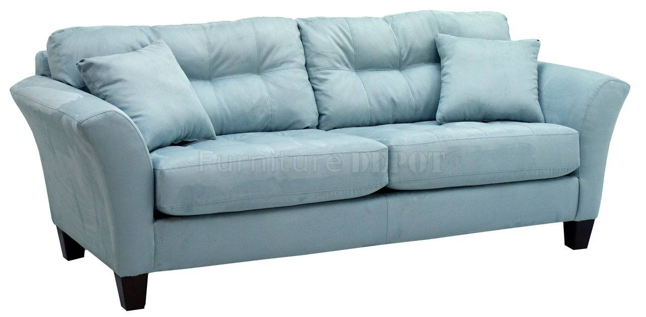 Blue Sofa – Helpformycredit pertaining to Blue Sofas (Image 7 of 15)