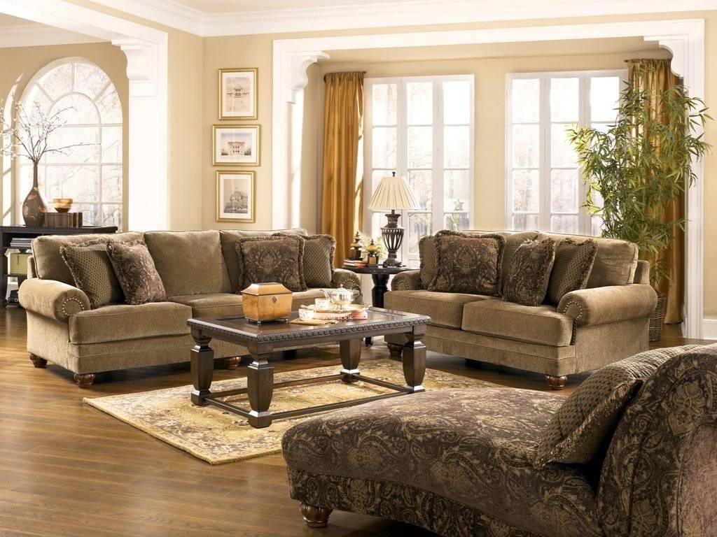Bradington Truffle Showood Accent Chair Ashley Furniture In Ashley with regard to Bradington Truffle (Image 6 of 15)