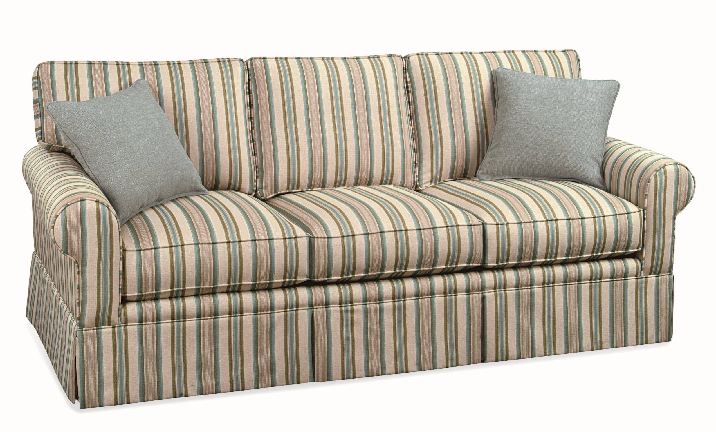 Braxton Culler Benton Casual Three Seater Sofa With Rolled Arms pertaining to Braxton Sofas (Image 3 of 15)