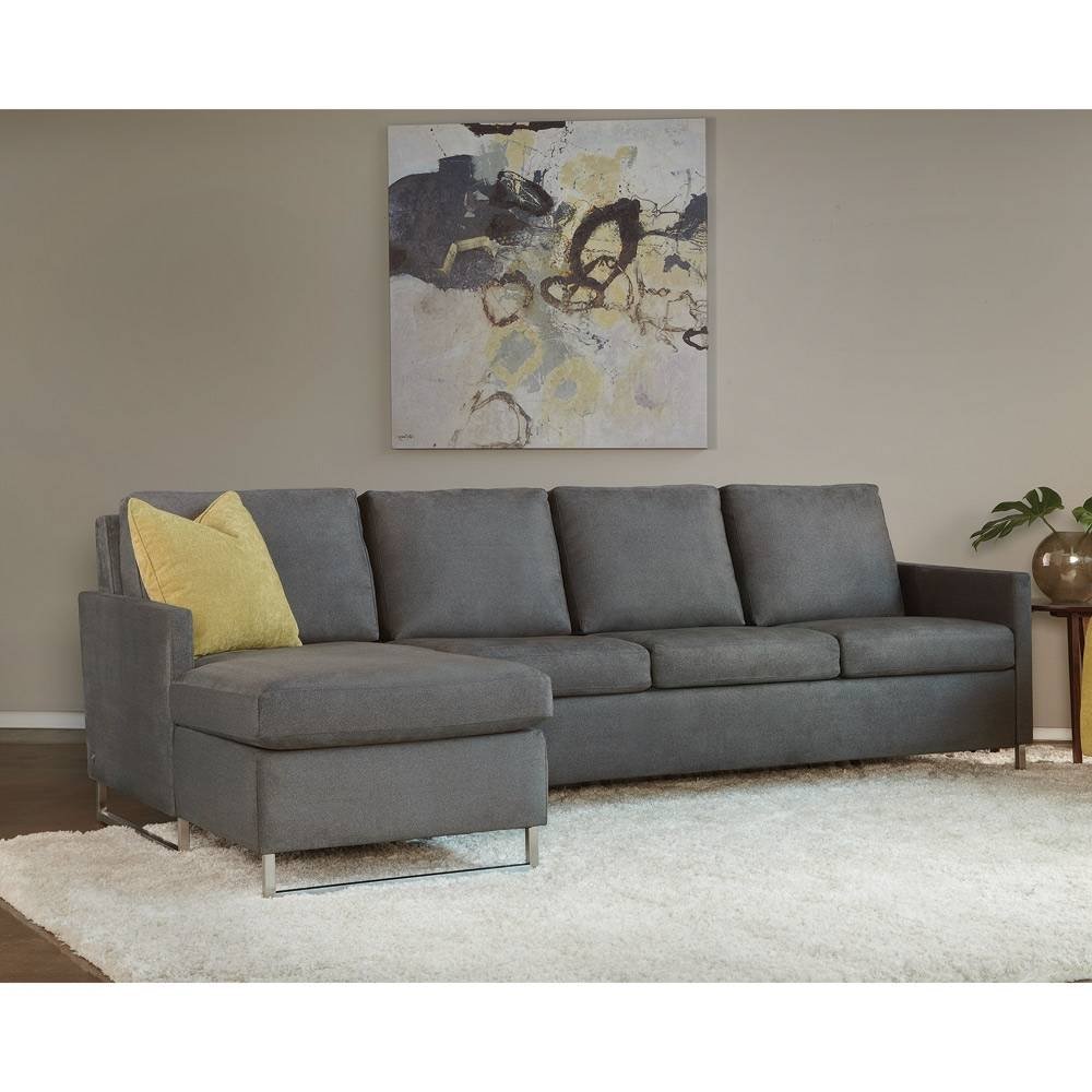Breckin Sofa Bed With Chaise - Scott Jordan Furniture in Chaise Sofas (Image 4 of 15)