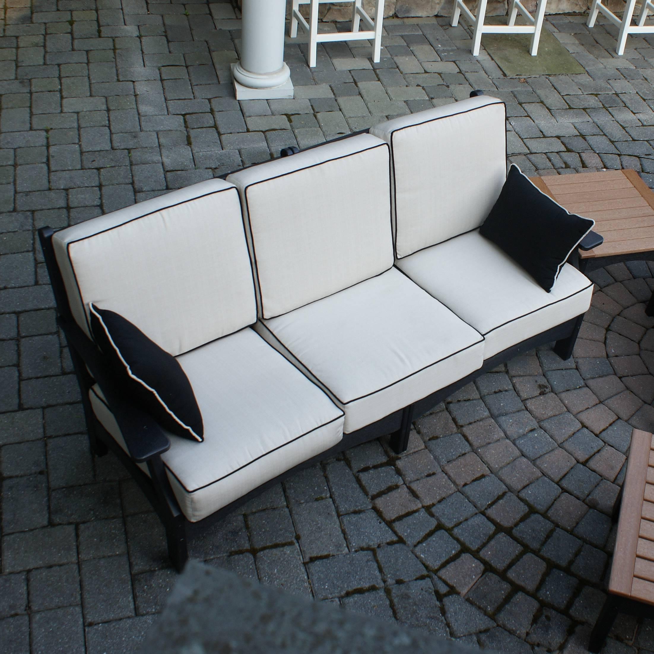 Breezesta™ Piedmont Sofa - Piedmont Deep Seating - Breezesta with regard to Piedmont Sofas (Image 3 of 15)
