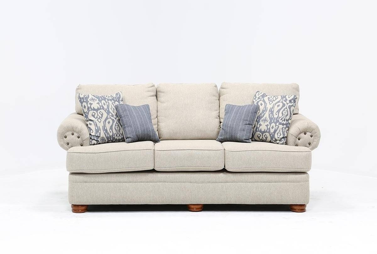 Bridgeport Sofa - Living Spaces with Bridgeport Sofas (Image 3 of 15)