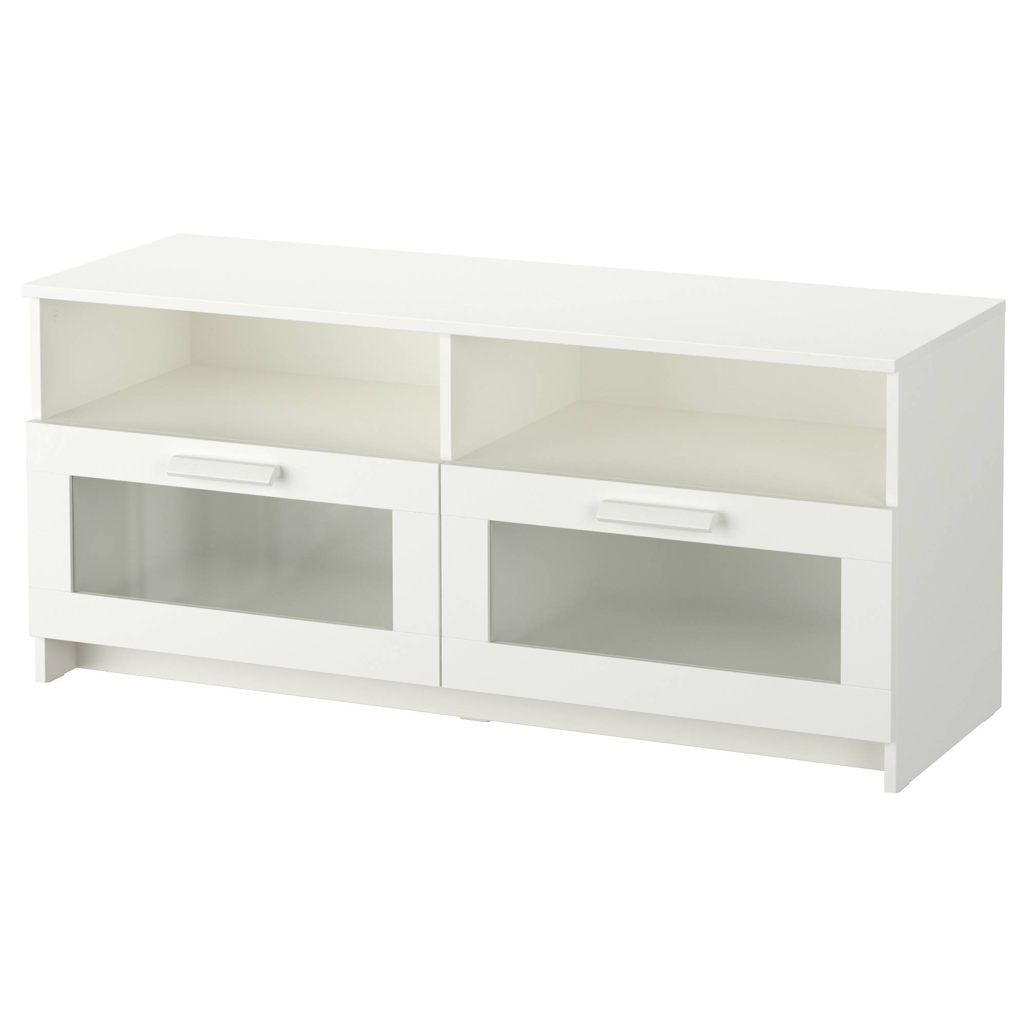 Brimnes Tv Unit - White - Ikea with 60 Cm High Tv Stand (Image 3 of 15)
