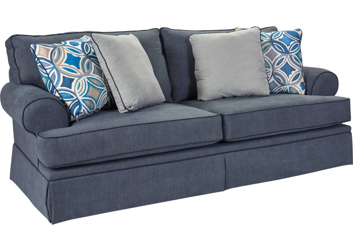 Broyhill® Emily Sofa & Reviews | Wayfair intended for Emily Sofas (Image 6 of 15)