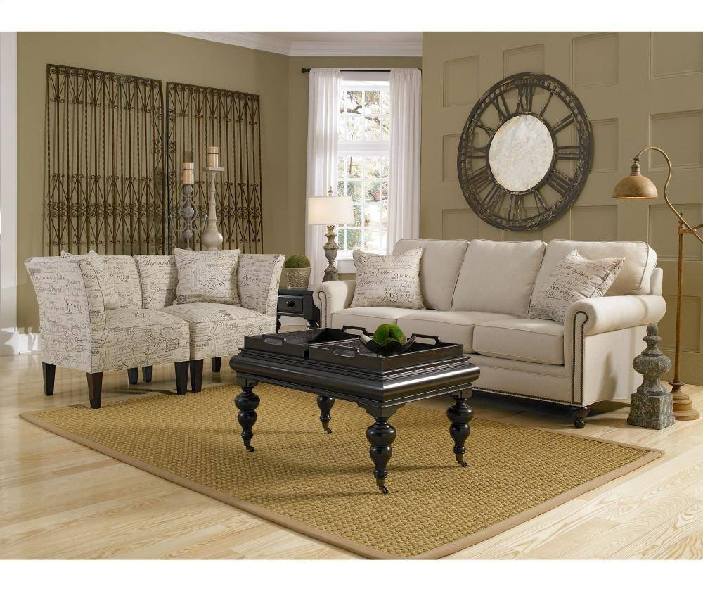 Broyhill Furniture Harrison Sofa | 67513 | Sofas | Plourde intended for Broyhill Harrison Sofas (Image 3 of 15)