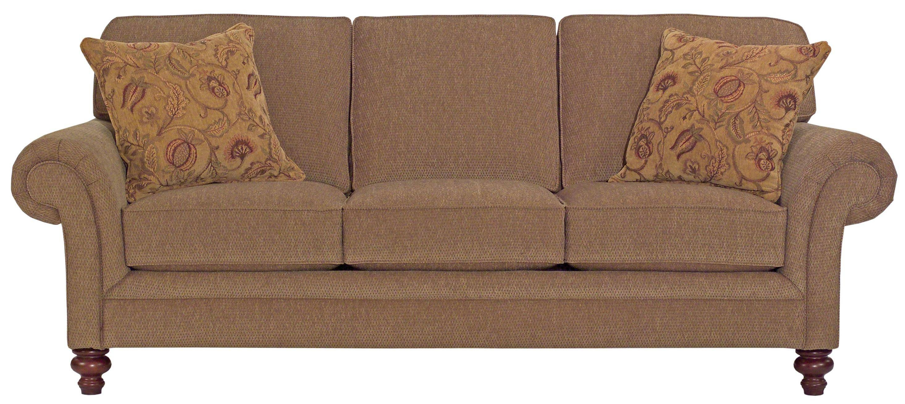 Broyhill Furniture Larissa Queen Goodnight Sleeper Sofa - Value with regard to Broyhill Larissa Sofas (Image 1 of 15)