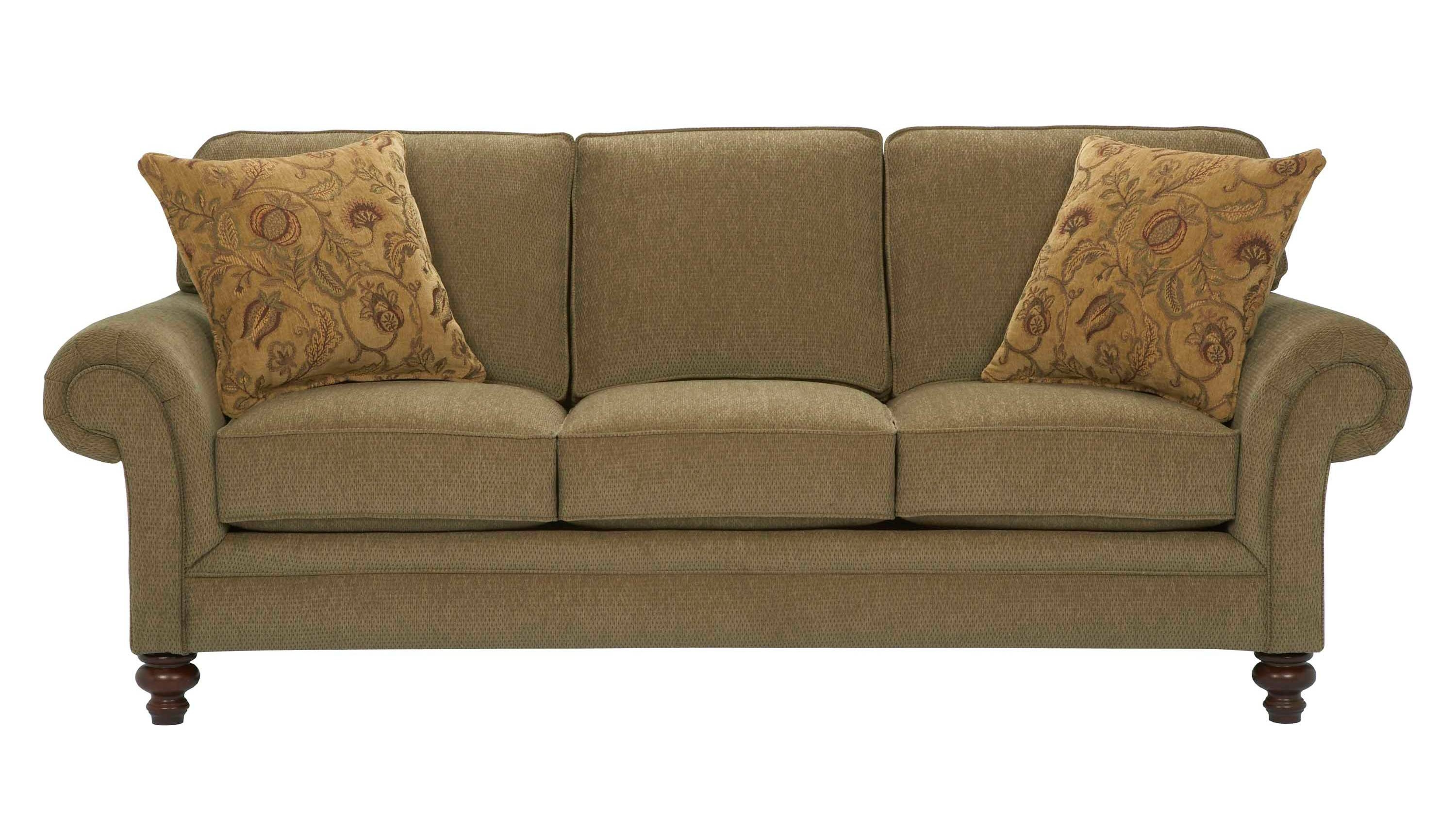 Broyhill Larissa Sofa 6112-3Q for Broyhill Sofas (Image 8 of 15)