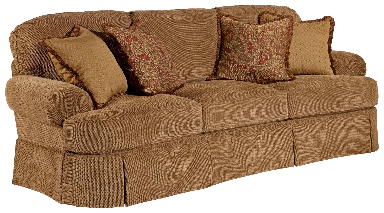 Broyhill Mckinney Sofa 6544-3Q in Broyhill Mckinney Sofas (Image 2 of 15)