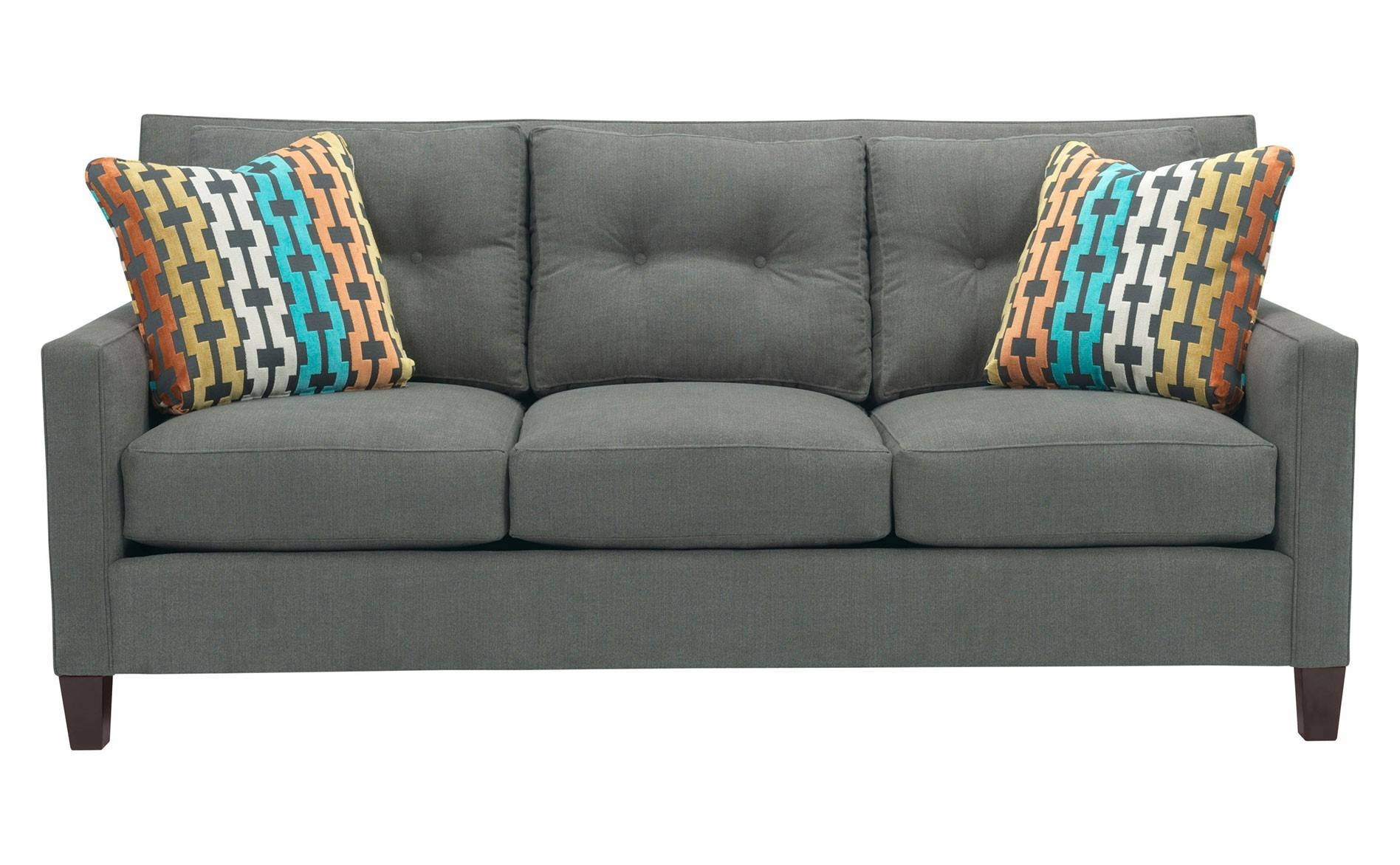 Broyhill Reclining Sofas And Broyhill Jevin Sofa Charcoal Sofas intended for Broyhill Reclining Sofas (Image 5 of 15)