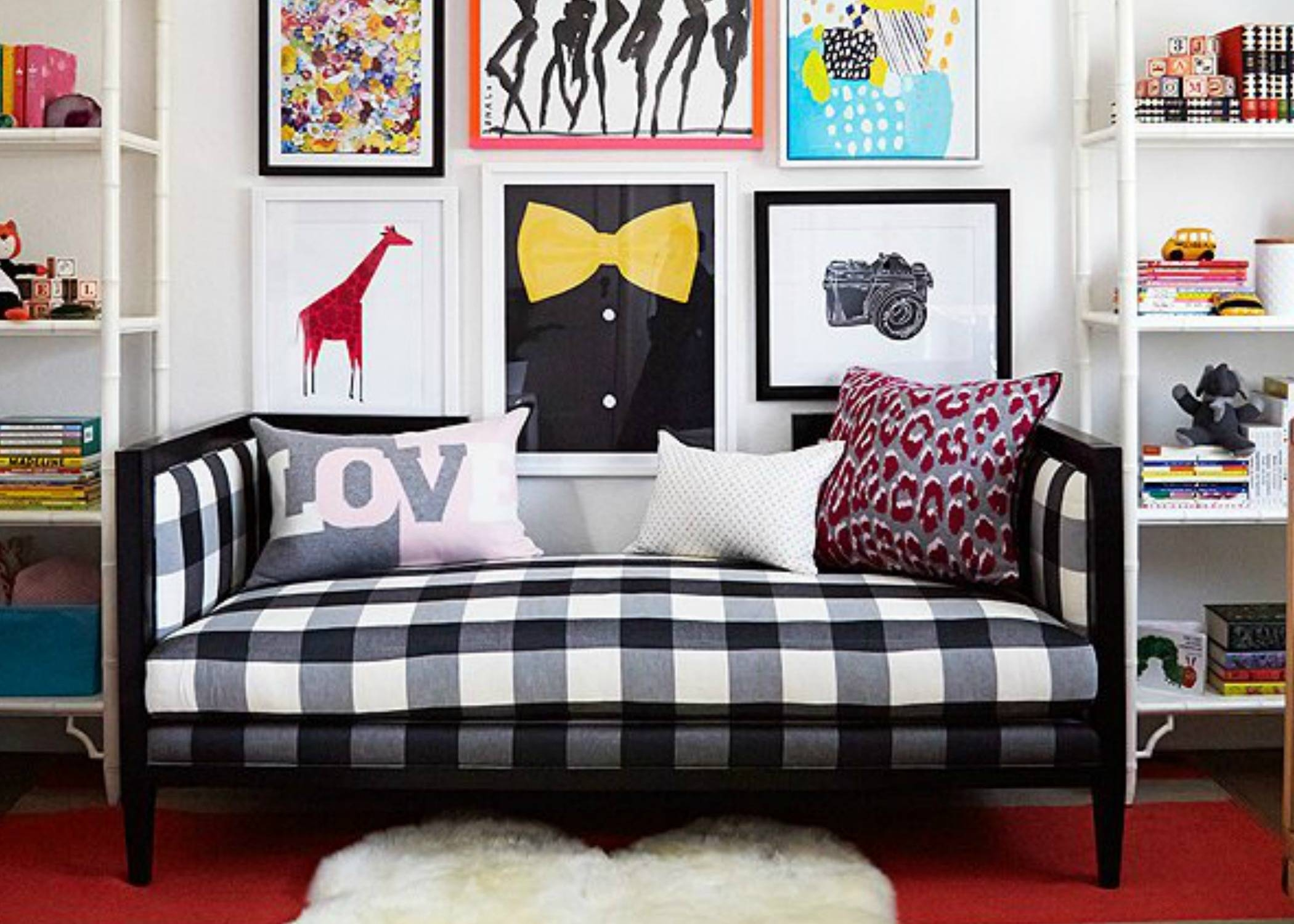 15 Best Ideas Of Buffalo Check Sofas