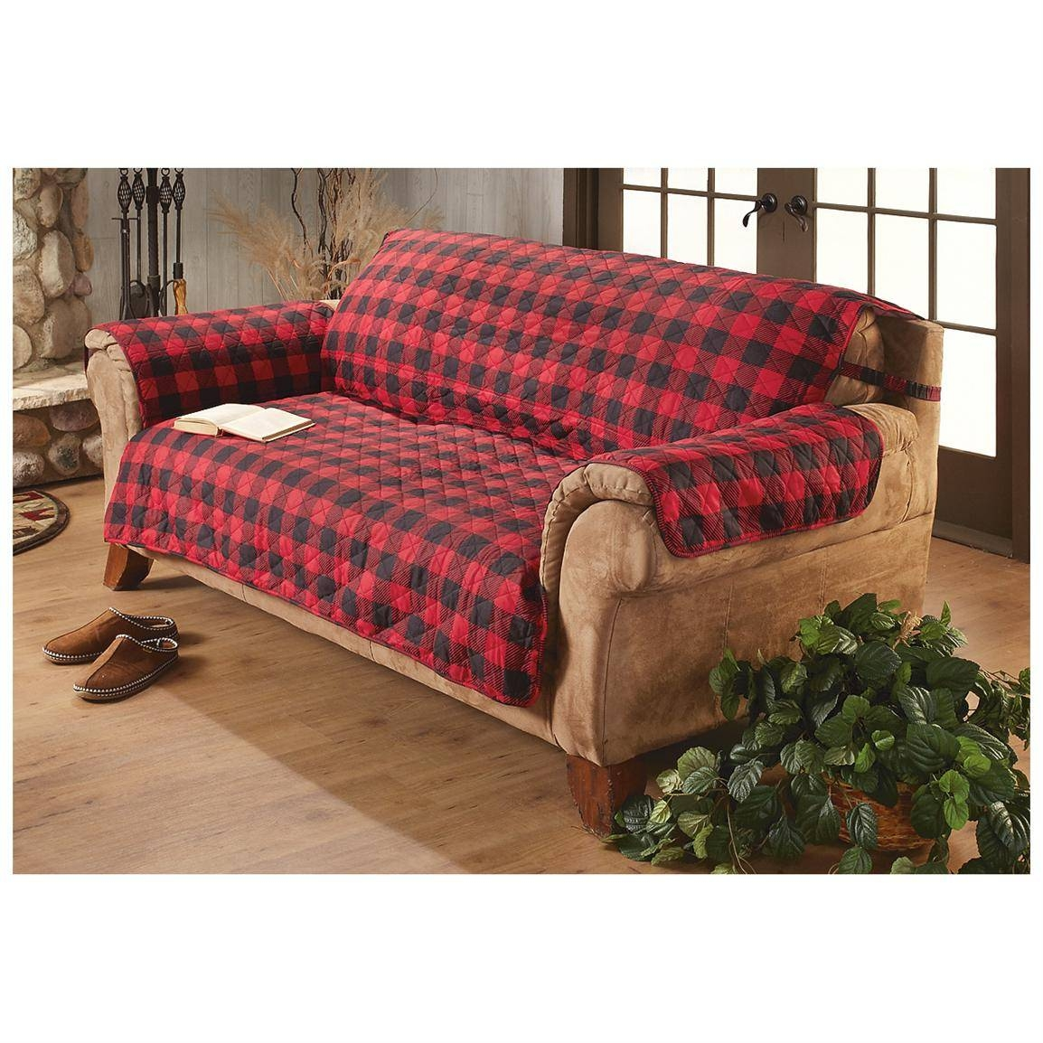 Featured Photo of Buffalo Check Sofas