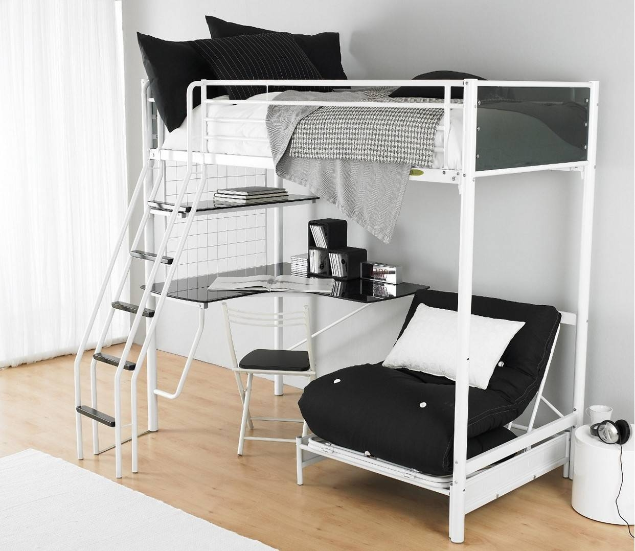 Bunk Beds : Bunk Beds Ikea Baja Convert A Couch Pull Out Sofa Bunk in Sofas Converts to Bunk Bed (Image 2 of 15)