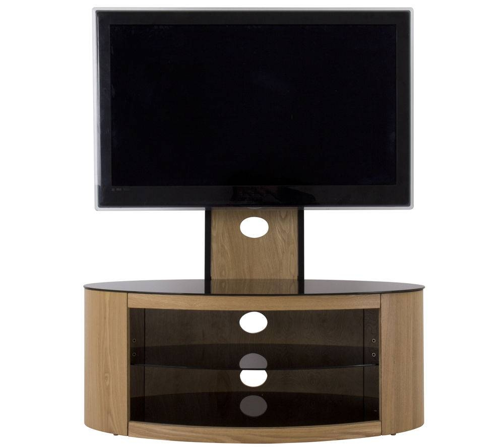 Buy Avf Buckingham 1000 Tv Stand With Bracket | Free Delivery | Currys regarding Cheap Cantilever Tv Stands (Image 4 of 15)