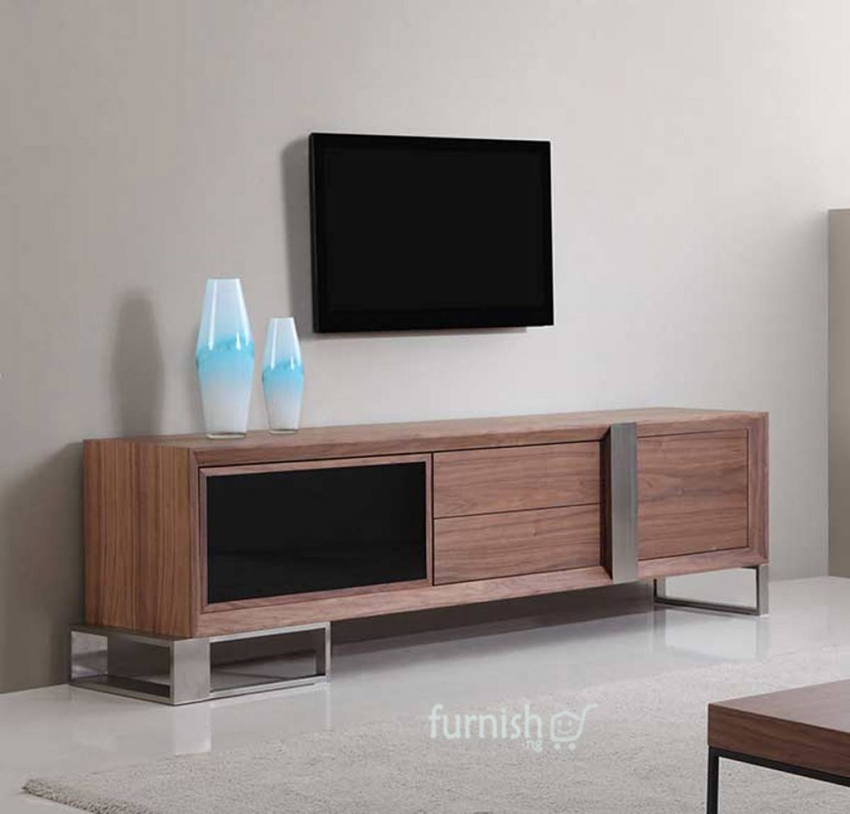 Buy Lovely Adaobi Extra Long Modern Tv Stand | Furnish.ng inside Extra Long Tv Stands (Image 1 of 15)