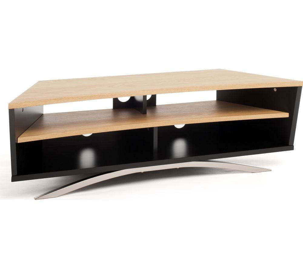 Buy Techlink Prisma Pr130Sblo Tv Stand | Free Delivery | Currys in Techlink Tv Stands (Image 6 of 15)