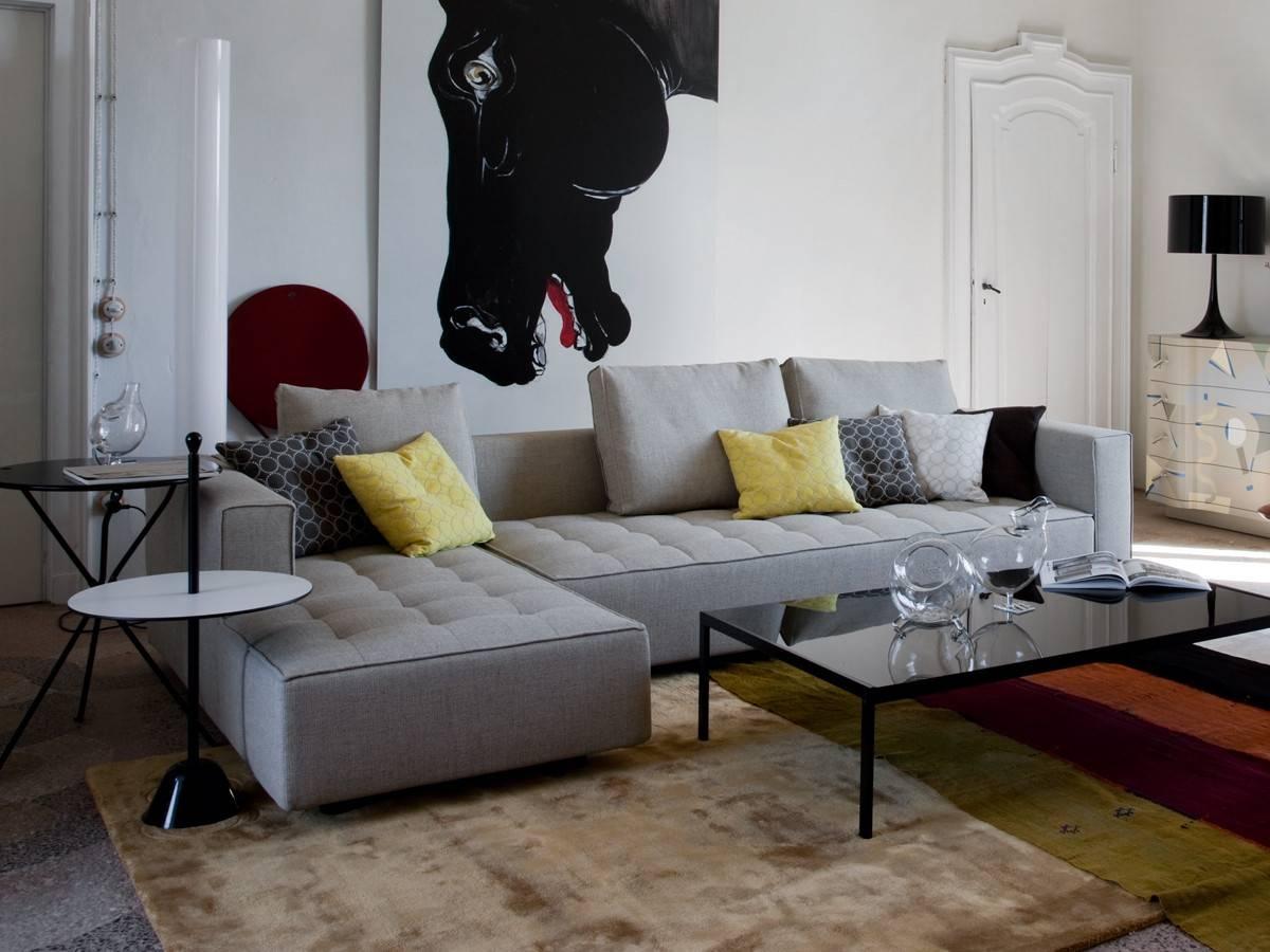 Buy The Zanotta 1242 Kilt Modular Sofa At Nest.co.uk regarding Modular Sofas (Image 4 of 15)